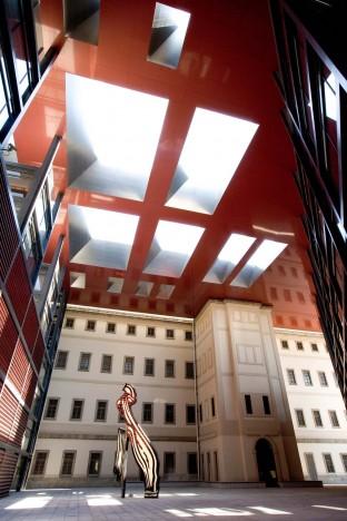 Museo Nacional Centro de Arte Reina Sofía © Photo: Jaoquín Cortés