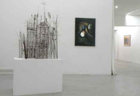 Jean Carzou Exhibition, 2013 © Galerie Richard