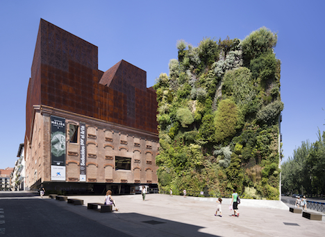 © Caixa Forum Madrid