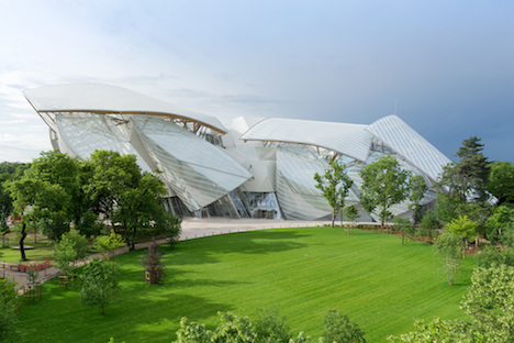 Iwan Baan for Fondation Louis Vuitton © Iwan Baan 2014
