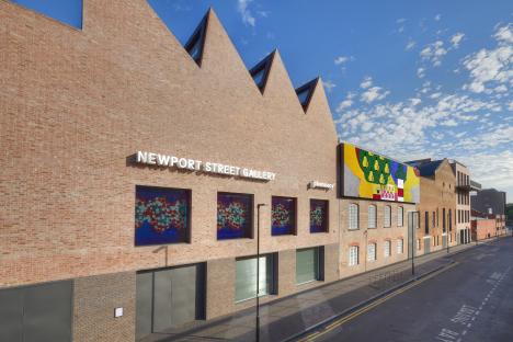 Newport Street Gallery © Victor Mara Ltd, Photo: Prudence Cuming