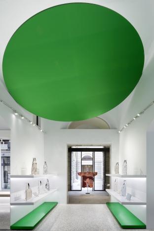 © ISSEY MIYAKE Flagship Store, Milan
