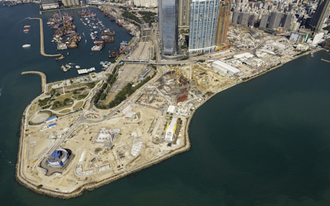 © West Kowloon Cultural District Authority