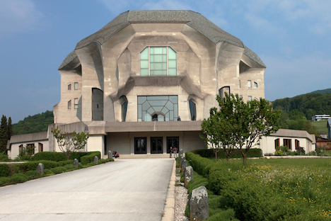 © Goetheanum, Photo: Charlotte Fischer