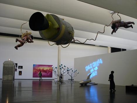 ヴァル・ド・マルヌ現代美術館(MAC/VAL)
