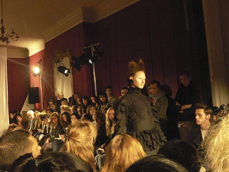 London Fashion Week 2008