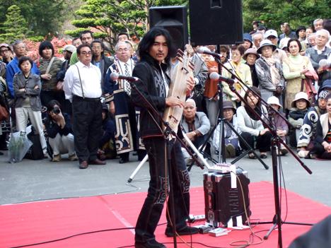 アイヌ音楽祭