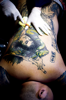 TATTOO IN JAPAN