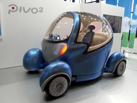THE EVOLVING NEXT GENERATION ECO CAR