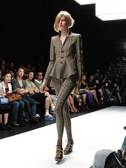 日本ファッション・ウィーク 2008