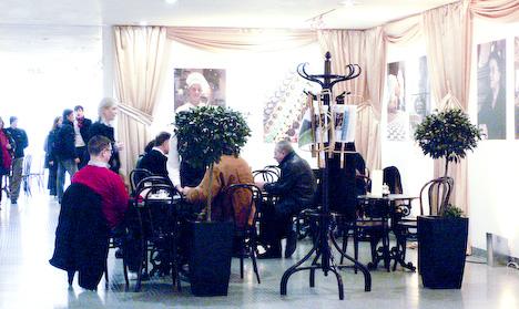 Vienna Cafe Festival