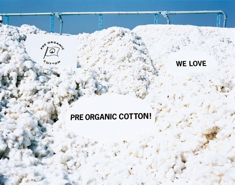 PRE ORGANIC COTTON PROGRAM