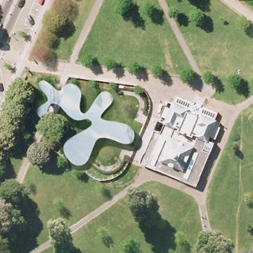 SERPENTINE GALLERY PAVILION 2009