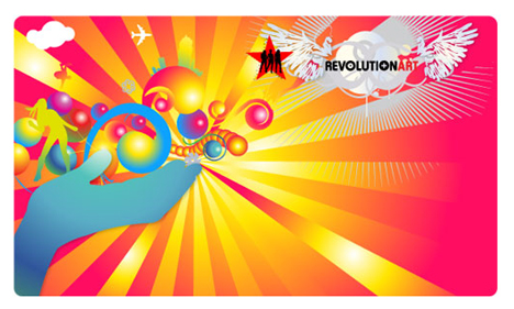 REVOLUTIONART NEW RELEASE