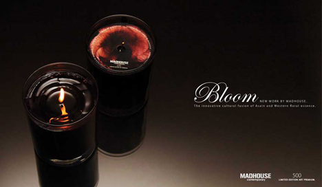BLOOM- ART + SCENTS EXHIBITION