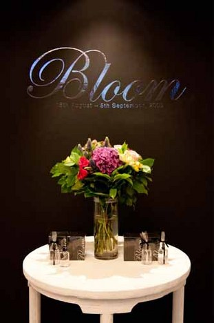 """BLOOM"" EXHIBITION OF ART + SCENTS"