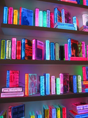 アイラン・カン − 内なる本棚