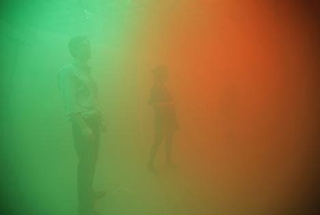 オラファー・エリアソン 展「あなたが出会うとき」