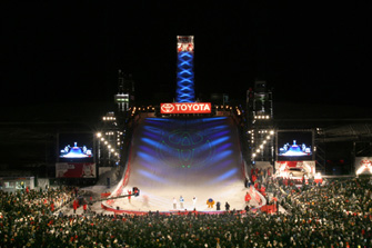 12th TOYOTA BIG AIR