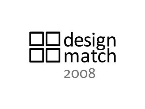DESIGN MATCH 2008