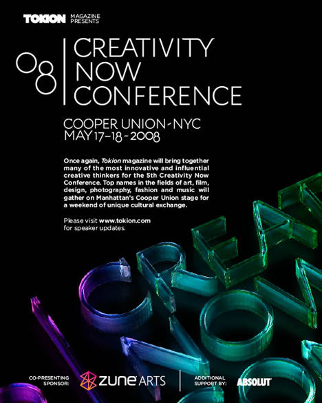CREATIVITY NOW CONFERENCE