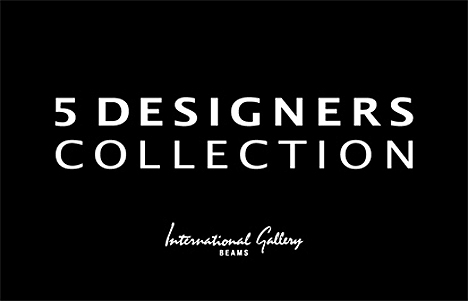 5 DESIGNERS COLLECTION