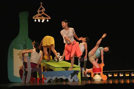 珍しいキノコ舞踊団 × PLAPLAX 「THE RAINY TABLE」