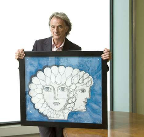 PAUL SMITH'S COLLECTION -INSIDE OF MY HEAD-