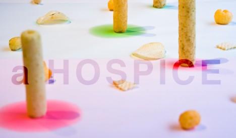 河地貢士個展「A HOSPICE」