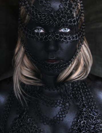 "SIMON HENWOOD + FANNIE SCHIAVONI ""BLACK SUN"""