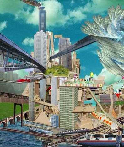FLYINGCITY展−生物機械ターミナル