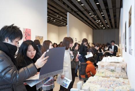 せんだいデザインリーグ2011  卒業設計日本一決定戦