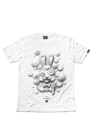 55DSL×MTVコラボレーションTシャツ