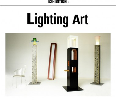 EXHIBITION : LIGHTING ART
