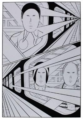 横山裕一展 きみはネオ漫画をみたか