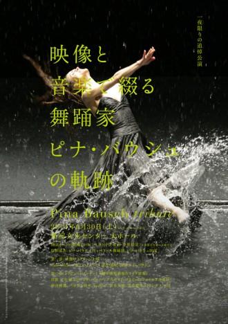 映像と音楽で綴る舞踊家ピナ・バウシュの軌跡