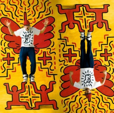 KEITH HARING AND FASHION