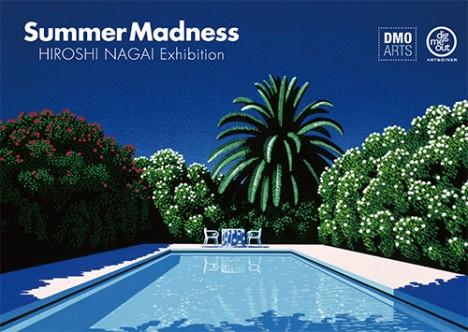 "HIROSHI NAGAI ""SUMMER MADNESS"""