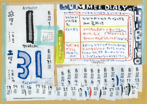 SUMMER DIARY OF HIBINO