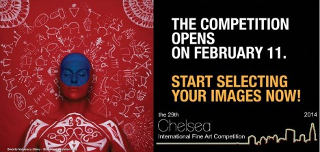 THE 29TH CHELSEA INTERNATIONAL FINE ART COMPETITION
