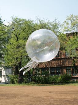 鈴木康広展「近所の地球」
