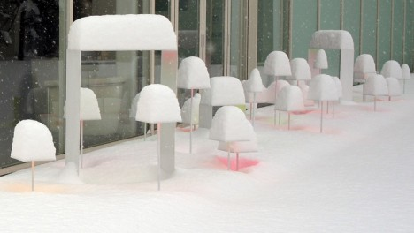 SNOW PALLET 7