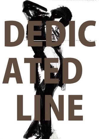 "HIROAKI SUETSUGU EXHIBITION ""DEDICATED LINE"""