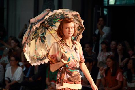 パリ・ファッション・ウィーク SS 2012 (2)