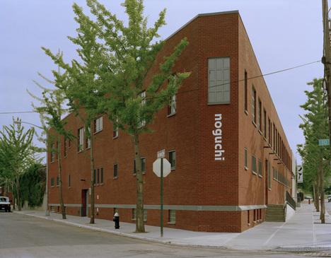 THE NOGUCHI MUSEUM