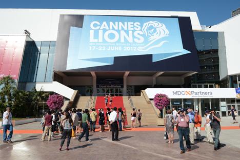カンヌ国際広告祭2012