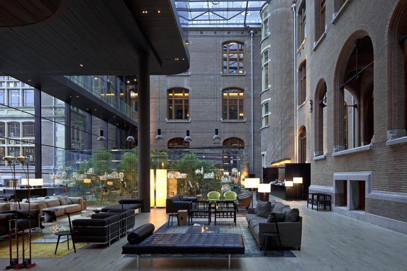 Shift place conservatorium hotel amsterdam for Hotel amsterdam cube