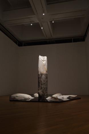 札幌美术展《水之线》
