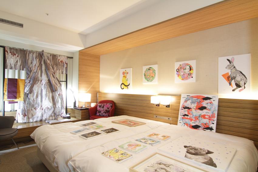 1412号室 AI KOWADA GALLERY(東京・上海) 写真:小牧寿里