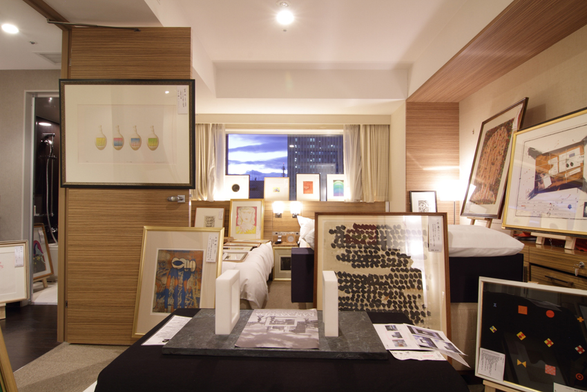 1311号室 北海道画廊(札幌) 写真:小牧寿里
